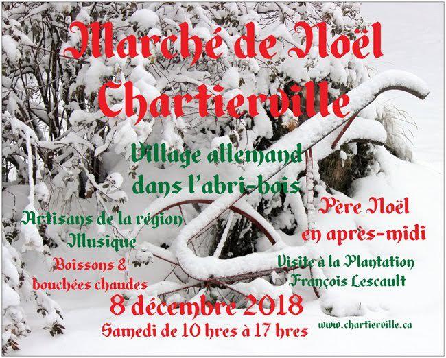 Marché de Noël Chartierville