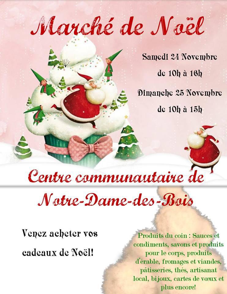 Salon de Noël Notre-Dame-des-Bois
